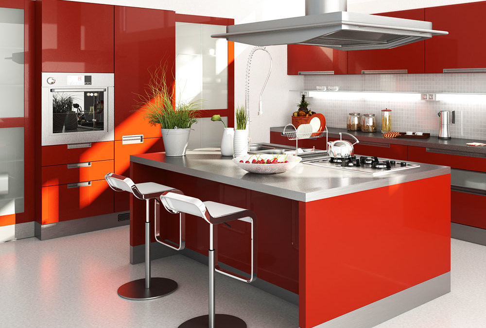 Modern Kitchens Trends and Design