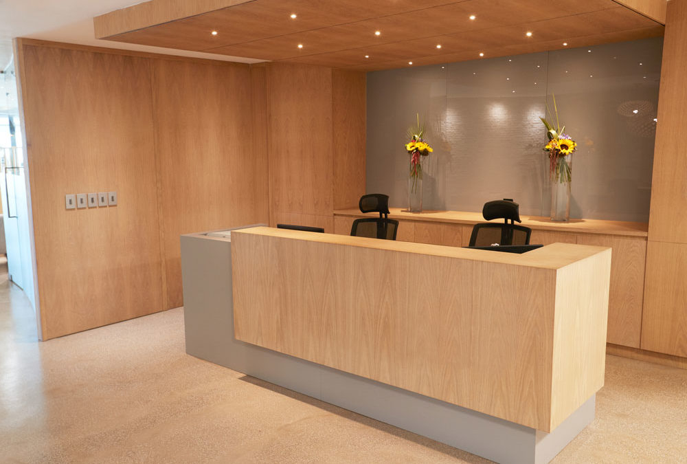 Commercial Cabinet Makers & Office Fitouts | Wantirna 3152