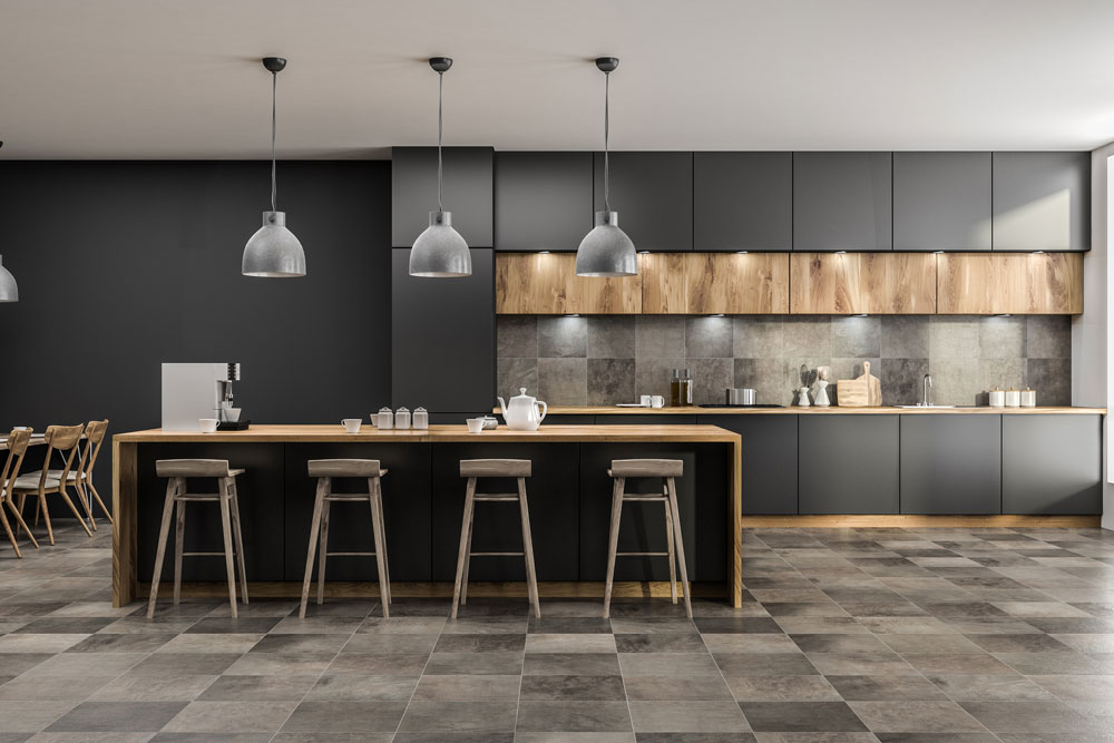 Lilydale Contemporary Kitchen and Bathroom Designs