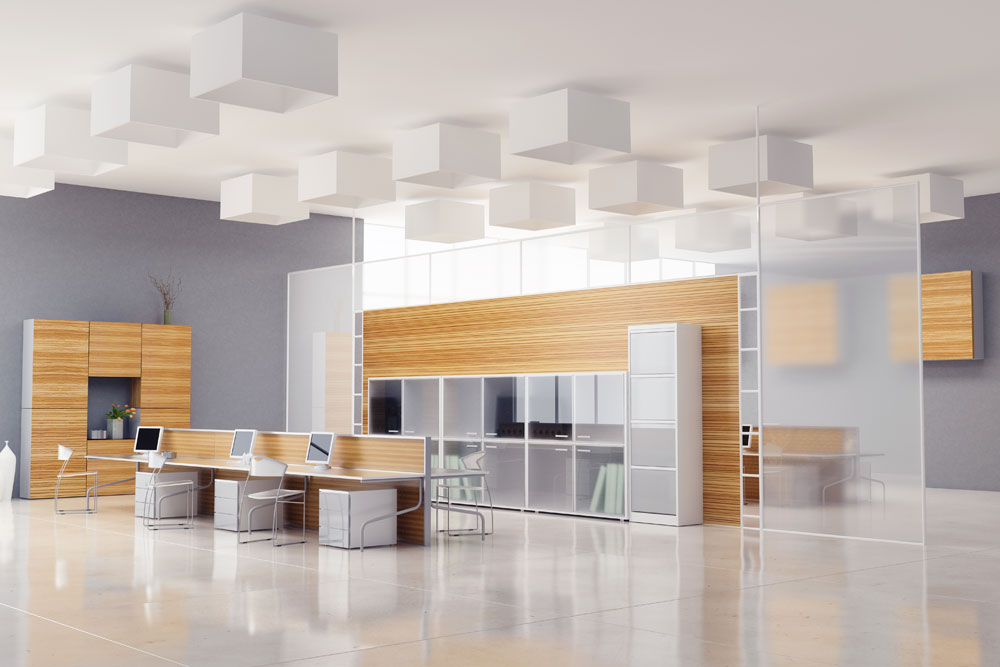 Commercial Office Fitouts Kew