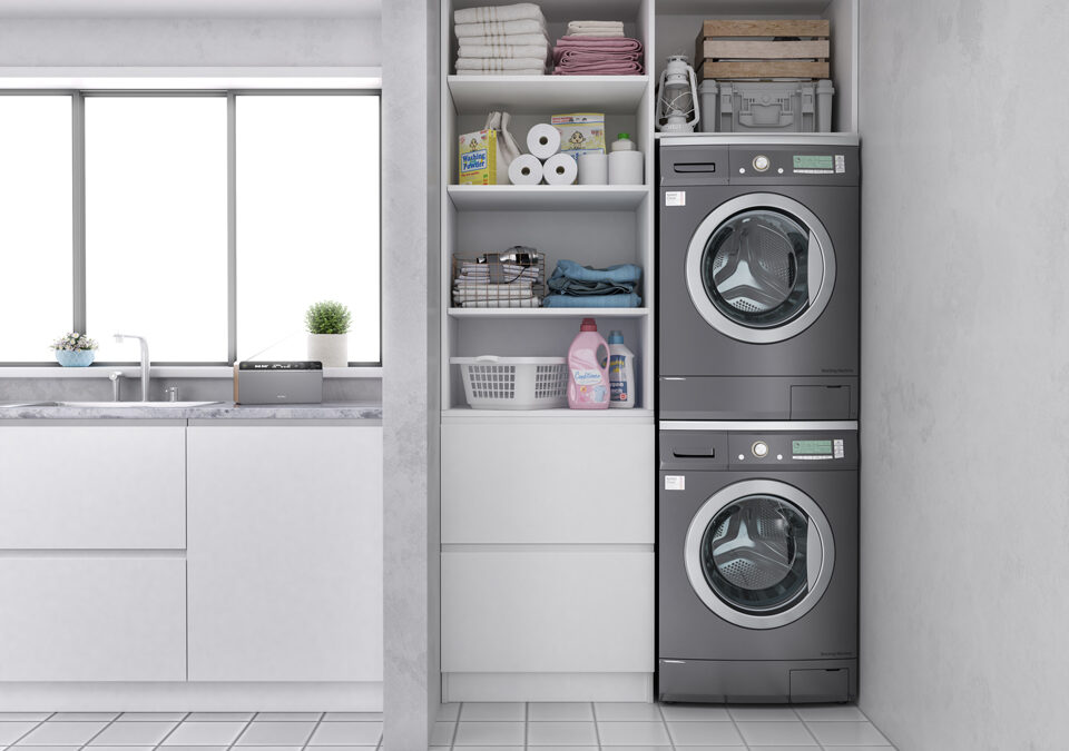 Laundry Cabinets Templestowe